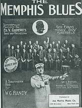 The Memphis Blues sheet music