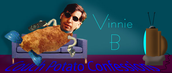 Couch Potato Confessions by Vinnie B.