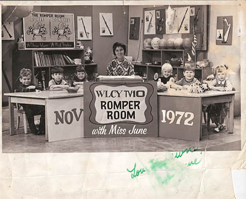 Miss June and The Romper Room